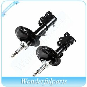 2 Front Shocks Absorber Gas Struts For 2004 2005 2006 2007 2008 Nissan Maxima