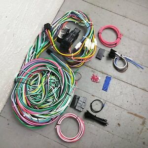 1954 Studebaker Wire Harness Upgrade Kit Fits Painless Compact Terminal Circuit