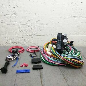 1965 1970 Plymouth Fury Wire Harness Upgrade Kit Fits Painless Circuit Update