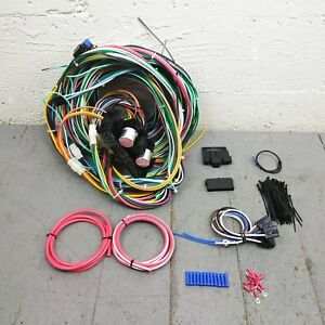 1967 1971 Plymouth Gtx Wire Harness Upgrade Kit Fits Painless Fuse Block Fuse