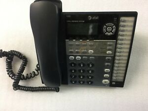 At t 4 line Small Business System Phone 1080 No Ac Adapter