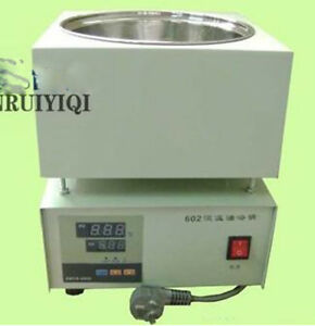 602 Type Digital Display Constant Temperature Oil Bath 90 300 Degree