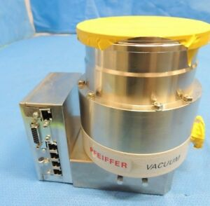 Pfeiffer Tmh 261 p Turbomolecular Vacuum Pump Tc600 Controller Thermo Fisher