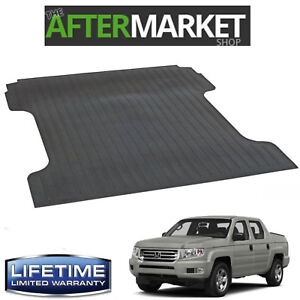 New Heavy Duty Rubber Bed Mat 2006 2015 Honda Ridgeline 5 Bed Lifetime Warranty