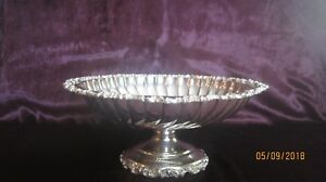Antique Sterling Silver Rare Bowl Meriden