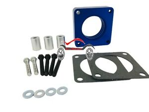 Blue Throttle Body Spacer Fit Jeep Cherokee Xj Wrangler Tj Yj Grand Cherokee Wj