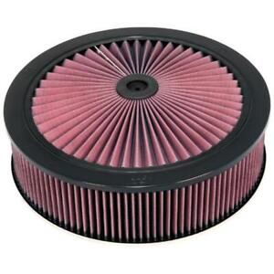 K N 66 3060 X Stream Airflow Air Filter Assembly 14 X 4 Drop Base