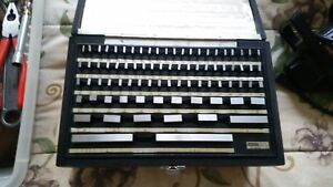 Starrett Rs81b 81 Piece Gage Block Set 05 4