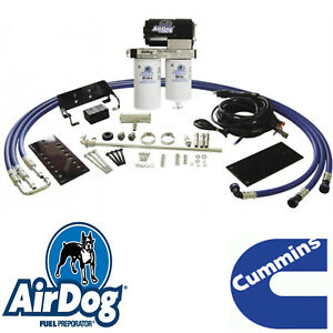 Airdog 100gph Fuel Pump System For 2005 2012 Dodge Ram Cummins 5 9l 6 7l Diesel