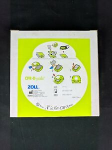 Zoll Aed Cpr D Padz Adult 8900 0800 01