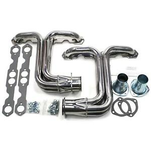Patriot Exhaust H8017 1 Full Length Header Street Rod Sbc 28 34
