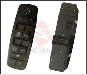 Master Power Window Door Switch Driver Side Nitro Jeep Liberty Dodge Journey New