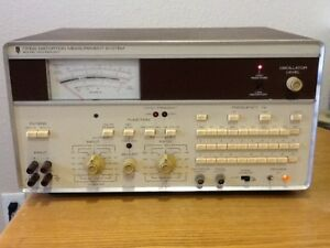 Sound Technology 1700a Distortion Measurement System Very Good Condition