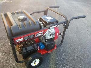 Pressure Washer Honda V twin 18hp Contractor Series