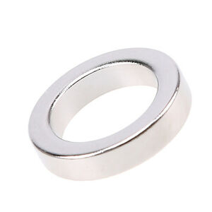 1 100pcs Strong Disc Cylinder Ring Hole Magnets Rare Earth Neodymium Magnetic