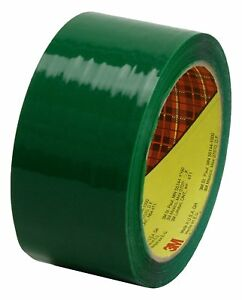 3m 373 green 48mmx50m Box Seal Tape Package Qty 36