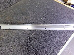 Thomson Support Rail aluminum 1 000 In D 24 In ef