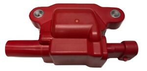 Uf413 Red Ignition Coil Pack Fits Chevy Trailblazer Gmc Pontiac Buick Cadillac