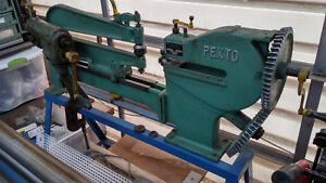 Pexto 298 c Circle Shear Roper Whitney Circle Cutter Pexto Shear
