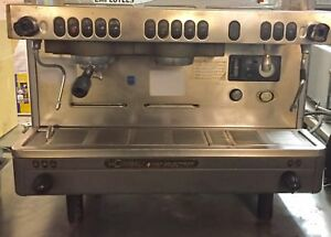La Cimbali M29 Selector Espesso Machine For Repair Or Spare Parts