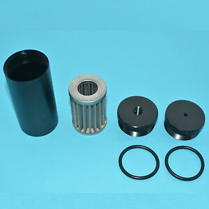 Brand New Billet Aluminum 4003 24003 Fuel Filter Substitute 1 2 28