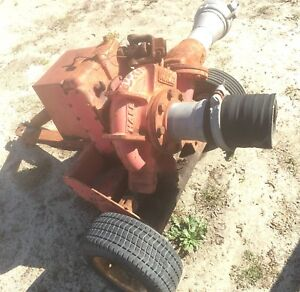 Hale Pto Irrigation Pump 600gpm
