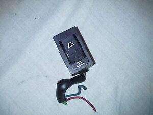 1985 Porsche 944 Used Oem Stereo Speaker Sound Fade Switch 951 645 053 00