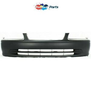 Fits Toyota Camry 2000 2001 New Front Bumper Cover Painted To Match To1000206