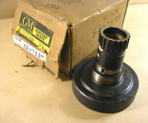 1948 1949 Pontiac Olds With Ht Transmission Front Unit Gear Nos 8607339