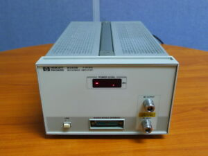 Hp8349b Microwave Amplifier 2 To 20 Ghz Agilent Keysight