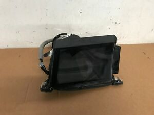 Bmw Oem E63 E64 645 650 M6 04 10 Front Dash Board Heads Up Display Unit Head Up