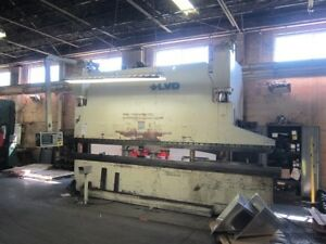 Lvd 240 Ton X 16 Hydraulic Press Brake