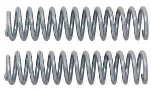 Rubicon Express 5 5 Front Lifted Coil Springs For 98 06 Jeep Wrangler 97 Tj