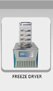 Topt 10a Food Vegetable And Fruit Vacuum Freeze Dryer Lyophilizer 1yr Warranty
