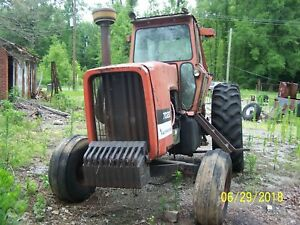 Ac Allis Chalmers 7020 Tractor With Front Weights