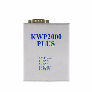 Kwp2000 Plus Obdii Obd2 Ecu Chip Tuning Tool Smart Remapping Decoder