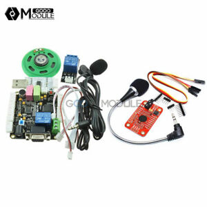 Sp Voice Recognition V3 Kit Module Board For Arduino Raspberry Compatible