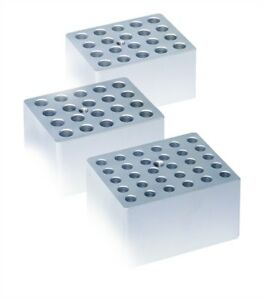 Techne F4467 Aluminium Dri block Inserts 96 well High temp