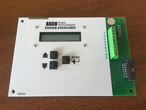 Asco 11bg Assembly Exerciser Timer Kit For Series 300 New In Package