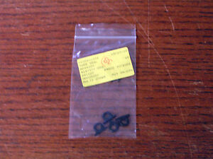 Dewalt Air Compressor Exhaust Tube Rubber Seal Part n044359 New Sold Each