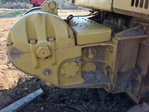 Carco 80 Winch For Cat D8 Dozer