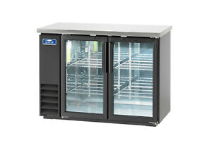 Arctic Air Abb48g 2 Door Back Bar Cooler Glass Door 49