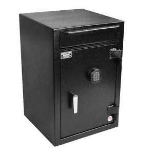 Stealth Drop Safe Depository Vault Ds3020fl12 Cash Storage Electronic Lock