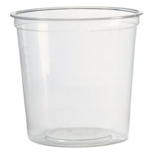 Wna Deli Containers 1 Compartment Clear 24 Oz Wna Apctr24