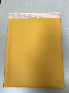 Kraft Bubble Mailers Envelopes 50 6 Padded Shipping Mailing Bags 13 5x19 25 Usa