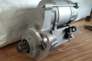 Vw Sandrail High Torque Starter For Type 1 And 002 Bus Transmission Imi