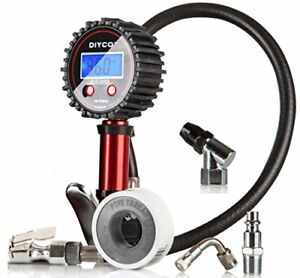 Diyco Digital Tire Pressure Gauge And Inflator Model D3 Oneconnex Air Chuck