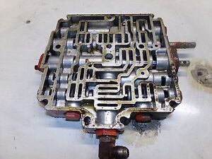 Case 1370 Tractor Hydraulic Pump Main Cover