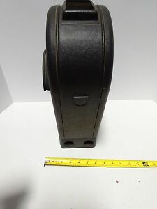 Antique Carl Zeiss Germany Microscope Illuminator Part Optics tc 2 a