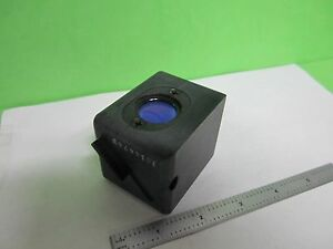 Microscope Part Nikon Fluorescence Filter Cube Optics As Pictured Bin 25 14 02